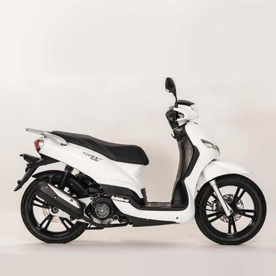 Peugeot Tweet 50cc scooter white
