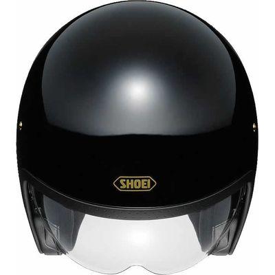 Shoei J.O black helmet