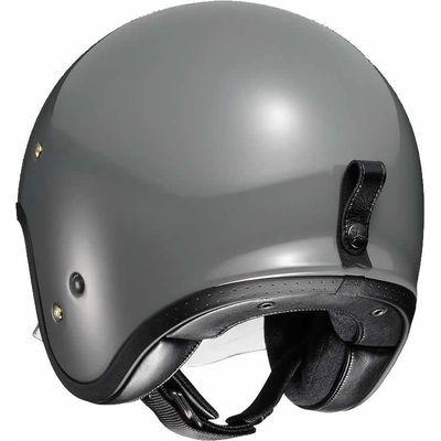 Shoei J.O grey helmet
