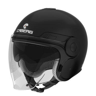 Caberg Uptown Open Face Helmet Matt Black