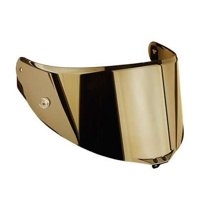 Genuine AGV Iridium Gold Mirror Visor