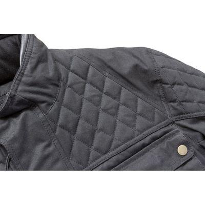 Merlin Armitage Wax Jacket Black