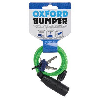 Oxford Bumper Cable - Green