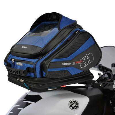 Oxford Q30R Tank Bag 30 litres Blue