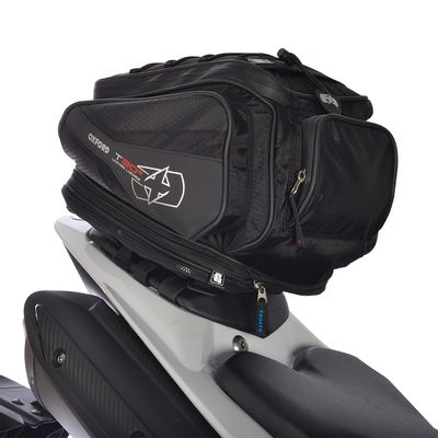 Oxford T30R Tailpack 30 Litres Black