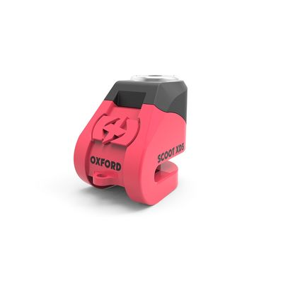Oxford Scoot XD5 Disc Lock Pink