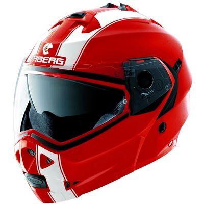Caberg Duke Legend Red / White