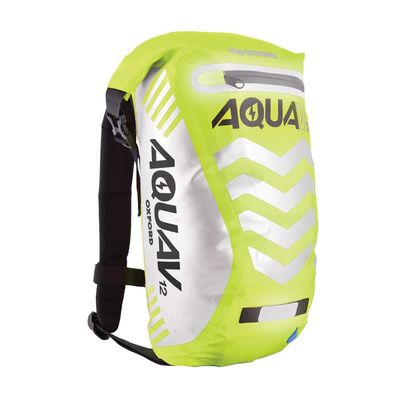Oxford Aqua V20 Backpack Fluo Yellow