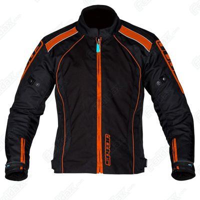 Spada Plaza Jacket Orange / Black
