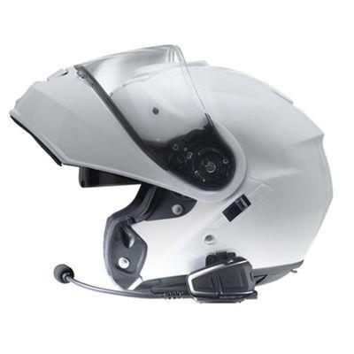 Cardo Scala Rider PackTalk audio microphone kit