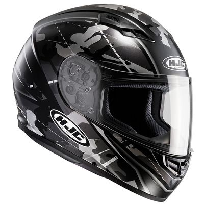 HJC CS-15 Songtan Black Helmet