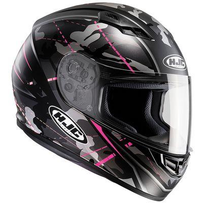 HJC CS-15 Songtan Pink Helmet