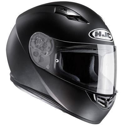 HJC CS-15 Matt Black Helmet