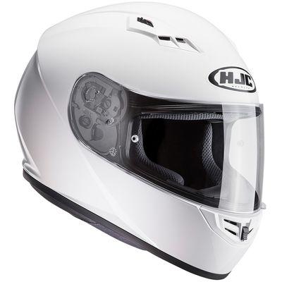 HJC CS-15 White Helmet