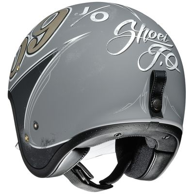 Shoei J.O Gratte-Ciel TC10 open face helmet