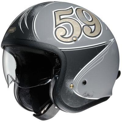 Shoei J.O Gratte-Ciel TC10 motorcycle helmet