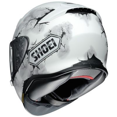 Shoei NXR Ruts TC6 motorcycle helmet