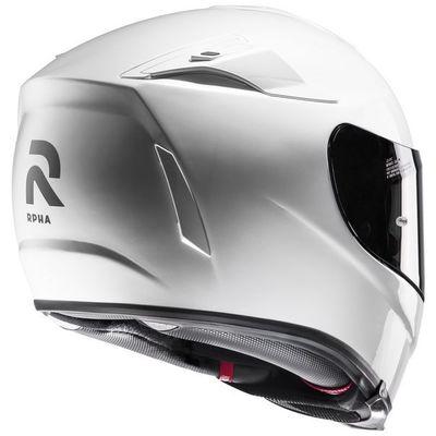 HJC RPHA 70 White helmet
