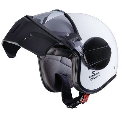 Caberg Ghost Open Face Helmet White