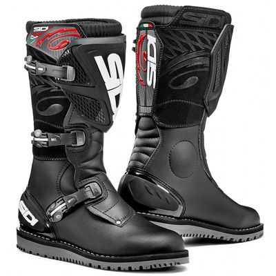 Sidi Trial Zero 1 Motocross Trials boots black