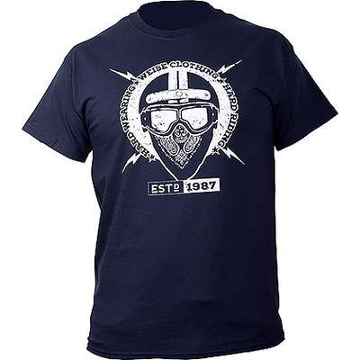 Weise Hard Wearing T-Shirt Navy