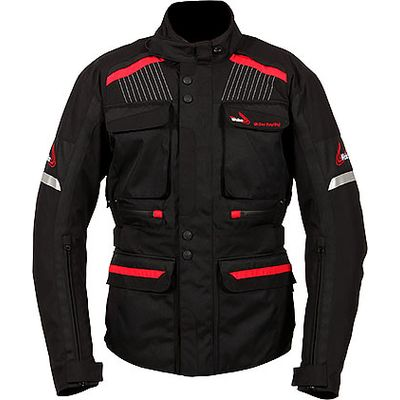 Weise W-Tex Touring Jacket Stone / Black