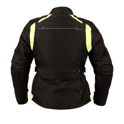 Weise Pioneer Ladies Jacket Neon Yellow / Black