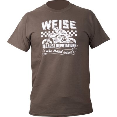 Weise Reputations T-Shirt - Olive