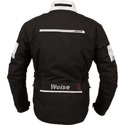 Weise W-Tex Touring Jacket Stone / Black
