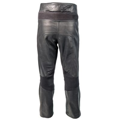 Richa Cafe Trousers Black Rear