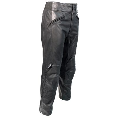 Richa Cafe Trousers Black Side