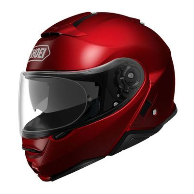 Shoei Neotec 2 Wine Red Flip Front Helmet