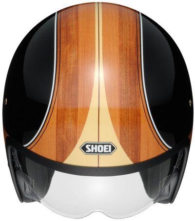 Shoei J.O Waimea TC10 open face helmet