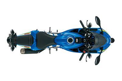 New Suzuki GSX-R125-MotoGP-Blue