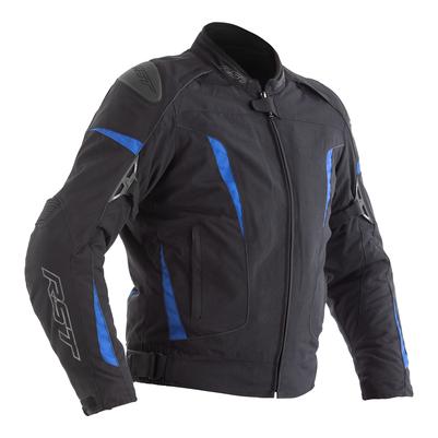RST GT CE Textile Jacket - Black / Blue