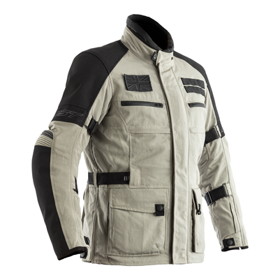 RST Pro Series X-Raid CE Textile Jacket - Magnesium
