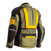RST Pro Series Adventure-X CE Textile Jacket - Green / Ochre