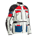 RST Pro Series Adventure-X CE Textile Jacket - Ice / Blue / Red