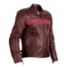 RST Isle Of Man TT Brandish Leather Jacket - Oxblood