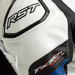 RST Tractech Evo 4 Leather Suit - White / Blue / Black