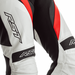 RST Tractech Evo 4 Leather Suit - White / Red / Black