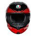 AGV Helmets - AGV K6 Rush - Black Red