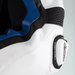 RST Pro Series Airbag CE Leather One Piece Suit - White/Blue