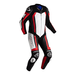 RST Pro Series Airbag CE Leather One Piece Suit - White/Red