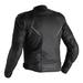 RST Sabre CE Airbag Leather Jacket - Black