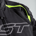 RST Sabre CE Airbag Textile Jacket - Black/Grey/Flo Yellow