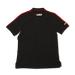 Marc Marquez Polo T-Shirt Black Rear