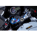 Suzuki GSXR 1000 Top Yoke Protector Blue White