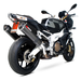 Scorpion Factory Twin Exhausts Aprilia RSV1000 Factory Mille R Tuono