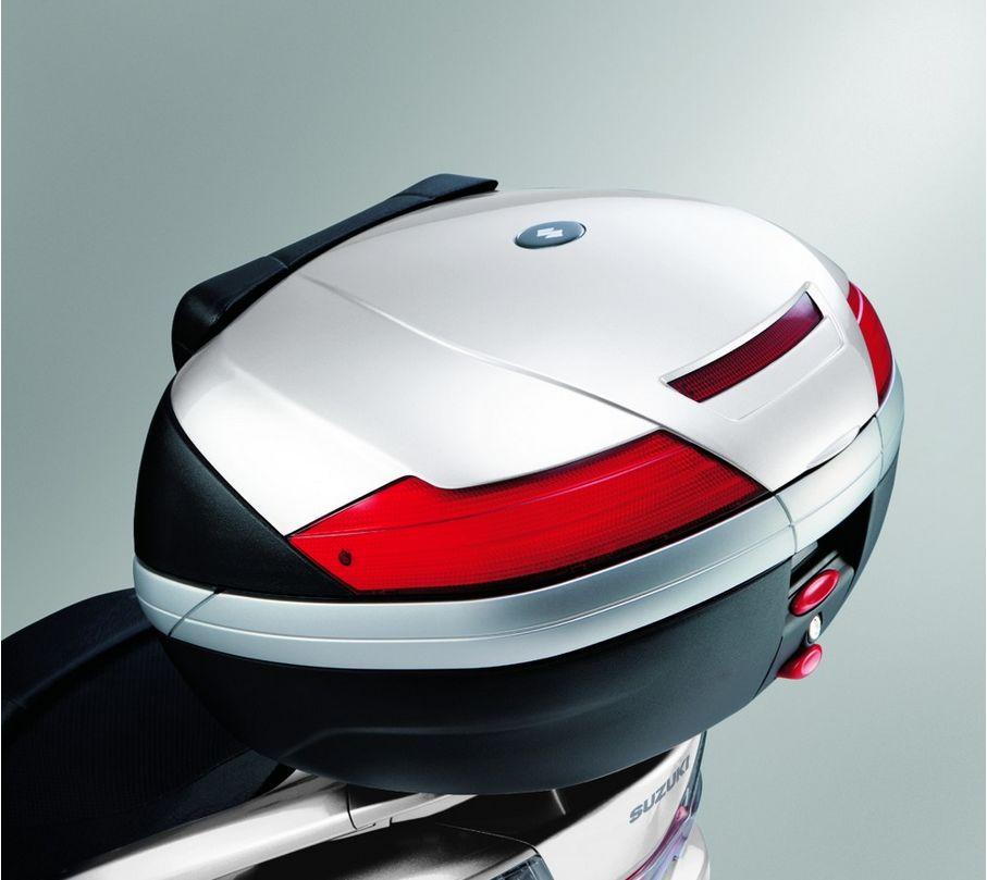 Suzuki Burgman 650 Top Case Set Suzuki Genuine Accessories